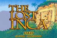 The Lost Inca